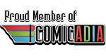 Proud Member of Comicadia